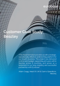 INsurance solution case study